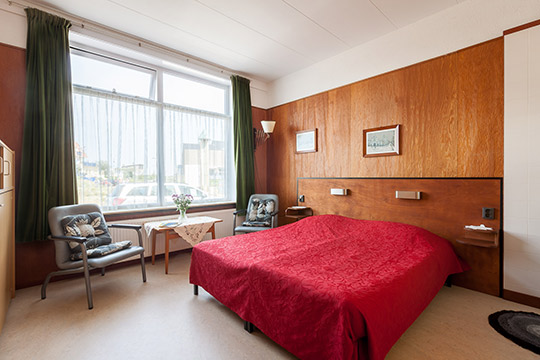 Zimmer 14 (3 pers)